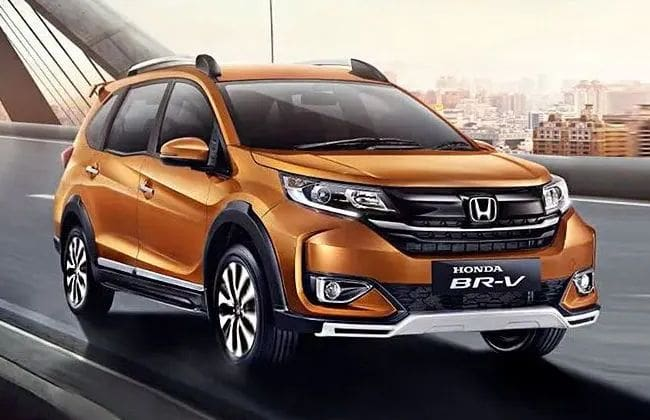 Bookings are open for the all-new Honda BR-V