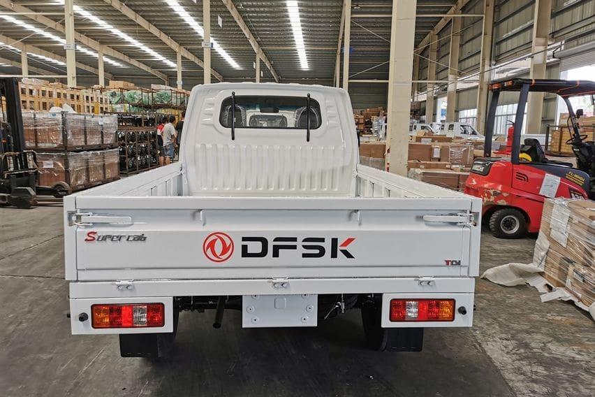 Ekspor pikap DFSK Super Cab