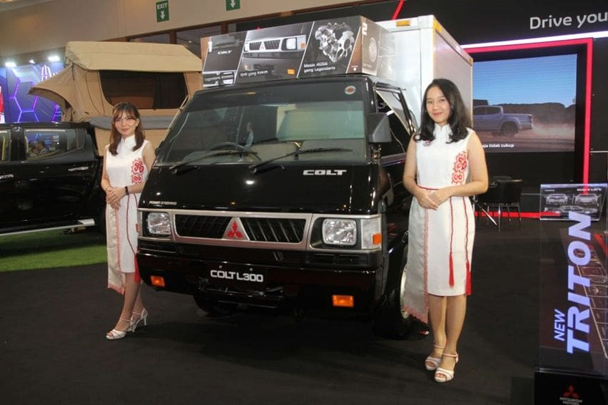 Mitsubishi L300 andalan MMKSI