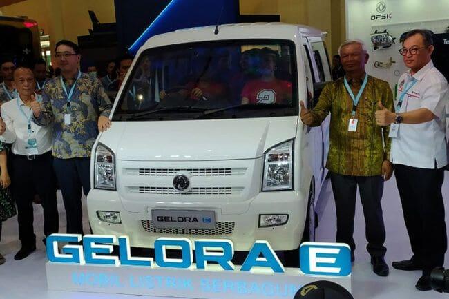 GIICOMVEC 2020: DFSK Luncurkan Minibus Listrik, Harga Mulai Rp 460 Jutaan