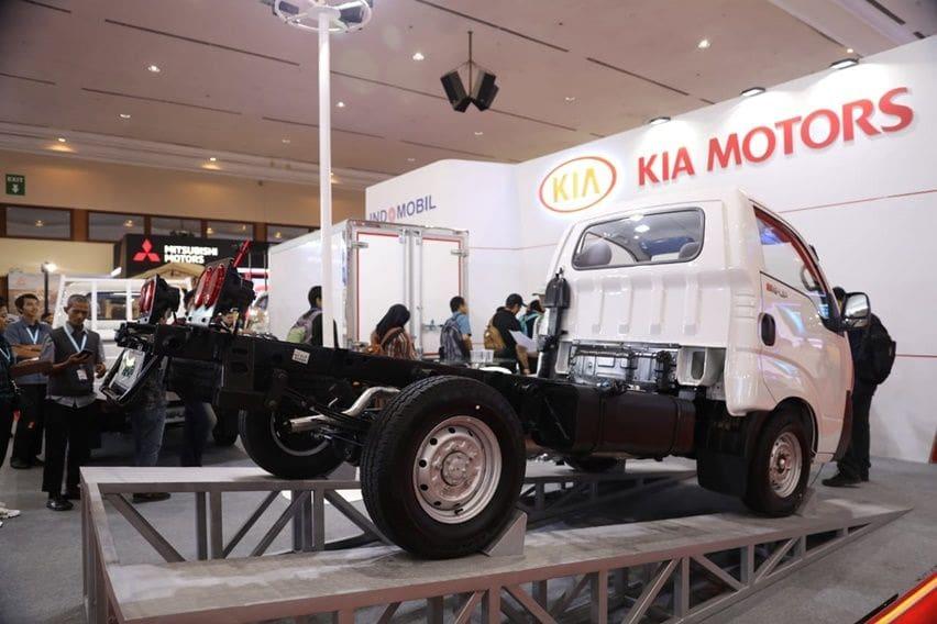 Kia Big-Up chassis