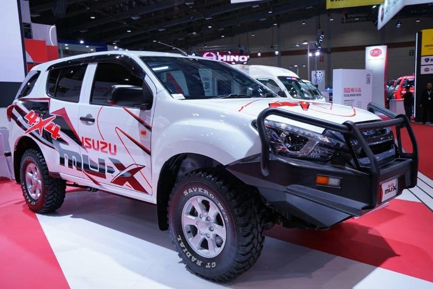 Isuzu mu-X 4x4