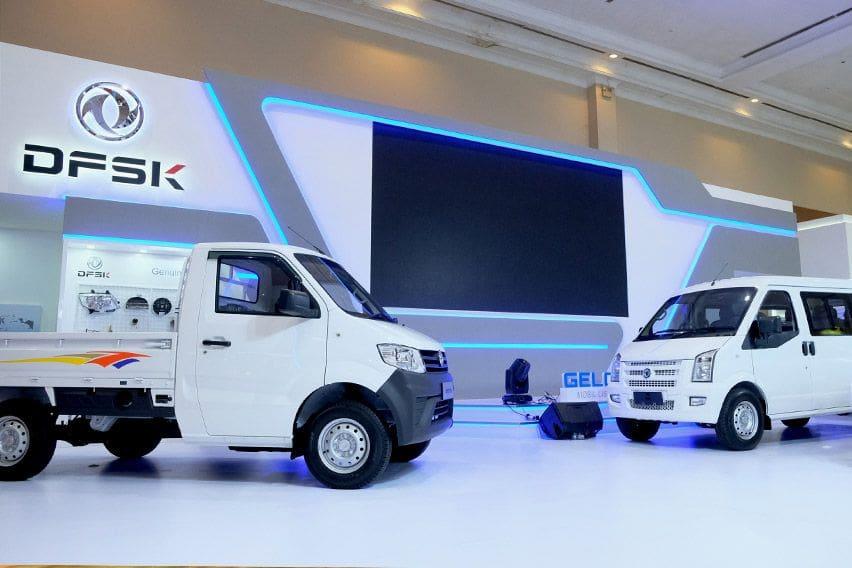 GIICOMVEC 2020: DFSK Suguhkan Promo Pembelian Khusus Super Cab