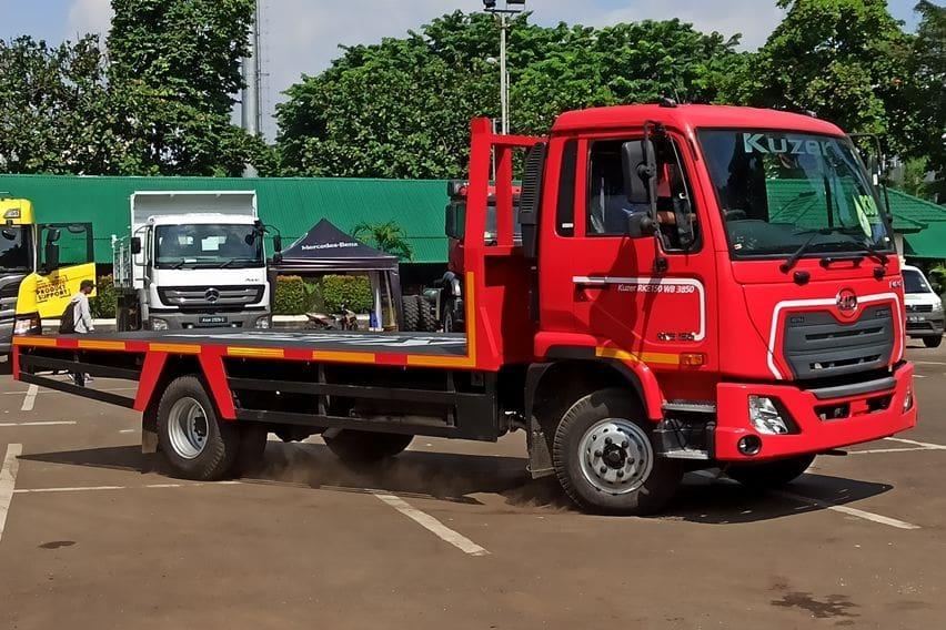 First Drive UD Trucks Kuzer RKE 150 3850: Pekerja Pintar Bertenaga Besar