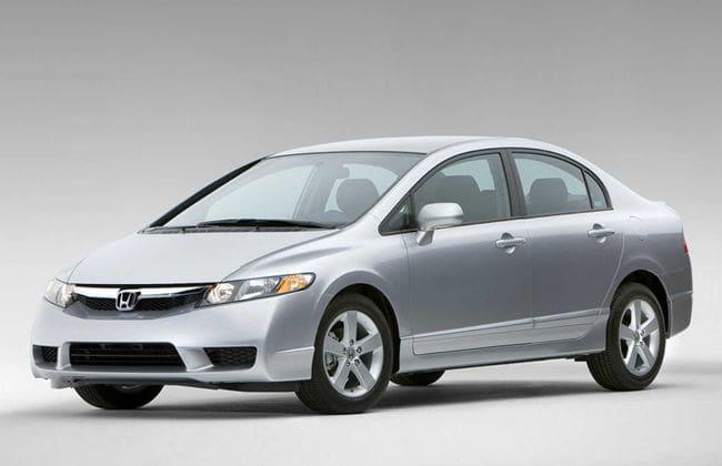 2011 Honda Civic clocks 500,000 miles