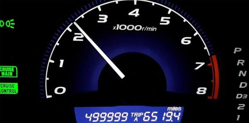 2011 Honda Civic 500,000 miles