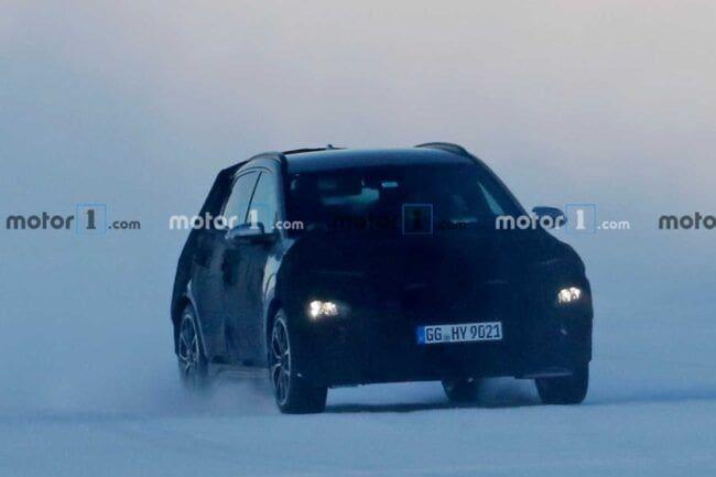 Hyundai Kona Versi Kencang Tertangkap Kamera Dalam Jubah Kamuflase