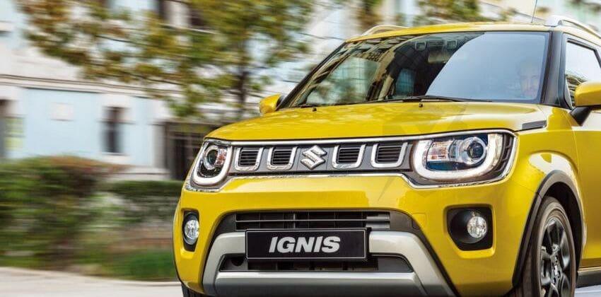 Suzuki Ignis Facelift Meluncur Secara Online Lusa