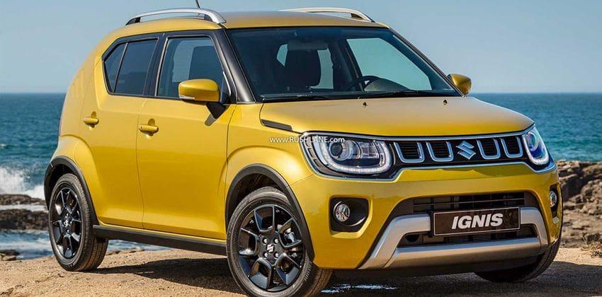 2020 Suzuki Ignis exterior