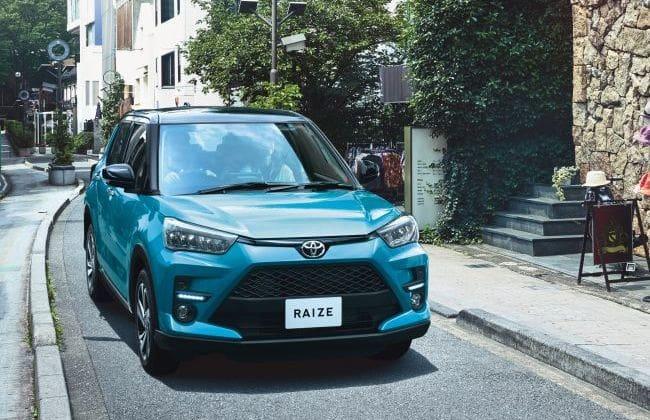 Toyota Raize outsells Corolla's sales figure of January