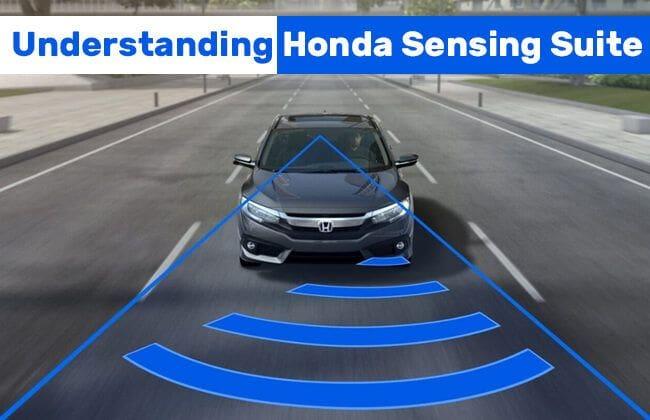 Understanding the Honda Sensing Suite