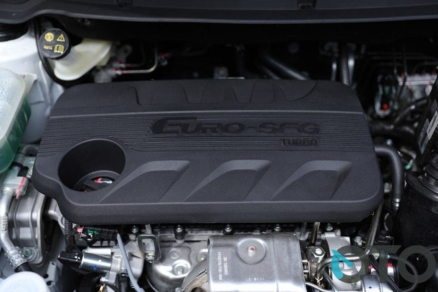 mesin turbo DFSK