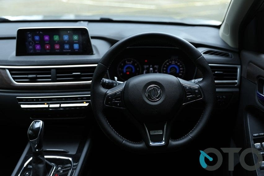 glory i-auto interior