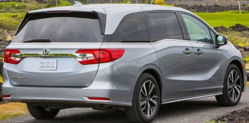 2021 honda odyssey revealed to debut in april at nyias