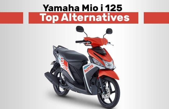 Yamaha Mio i125: Top 5 alternatives