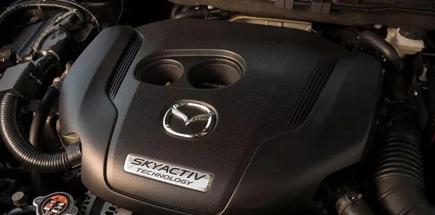 2020 Mazda CX-9 engine