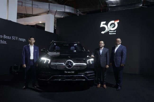 Mercedes-Benz Indonesia Rilis Tiga Model Baru