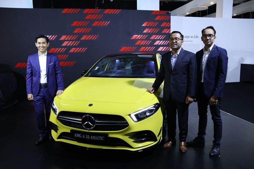 Hot Hatch Mercedes-AMG A35 Mengaspal di Indonesia