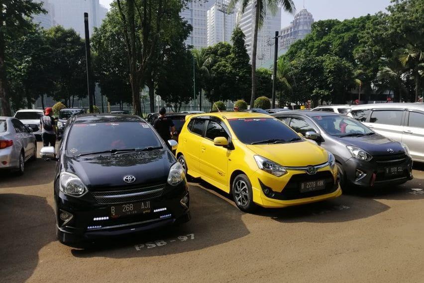 Toyota Agya Club Berencana Gelar Jamboree 2020, Adakan City Touring Sebagai Pembuka