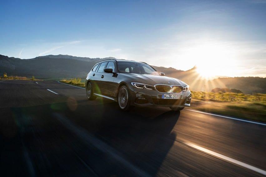 BMW 320i Touring Siap Dirilis, Cuma 25 Unit di Indonesia