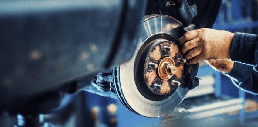 EV brake maintenance