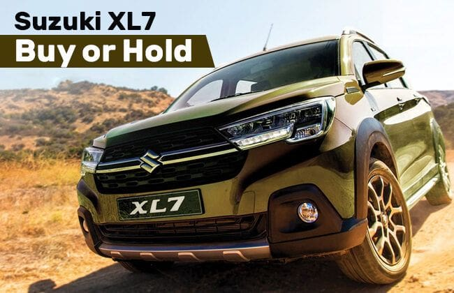Buy or hold: Wait for Suzuki XL7 or go for rivals?