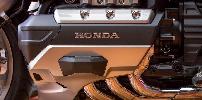 2020 Honda GL1800 Gold Wing engine