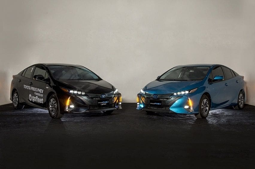 Toyota Indonesia Luncurkan Prius Plug-in Hybrid 2020, Harga Rp 884 Juta