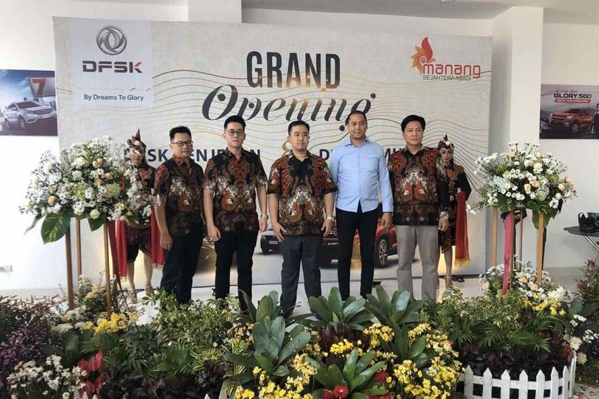 DFSK Buka Dua Diler Baru di Surabaya, Ada Promo Menarik!