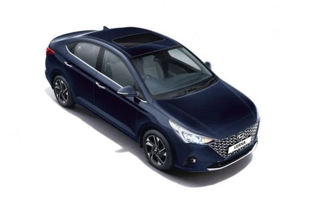 2020 Hyundai Verna aka Accent bookings now open in India