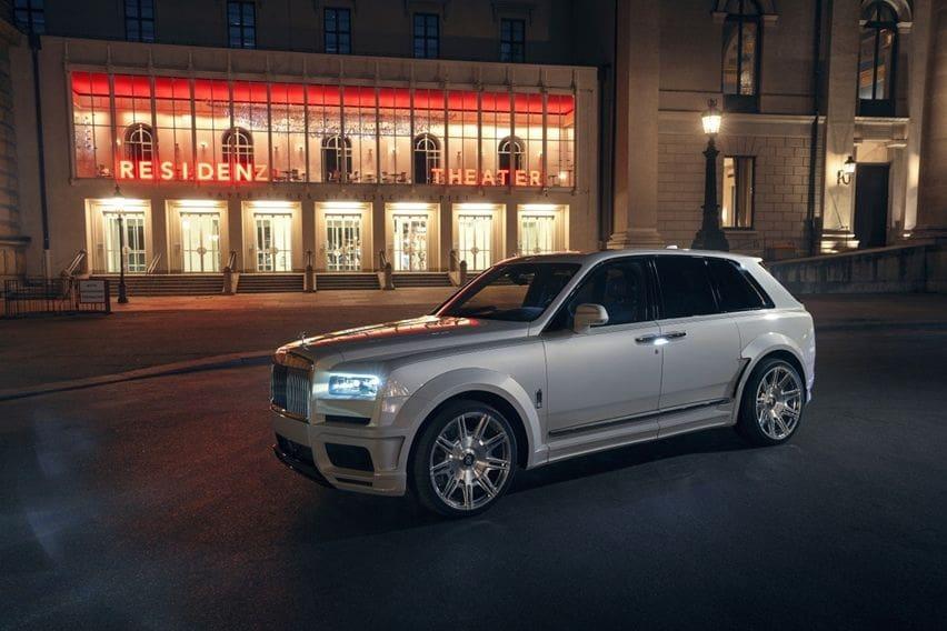 Rolls-Royce Cullinan Overdose, Buah Imajinasi Spofec pada Berlian Terbesar