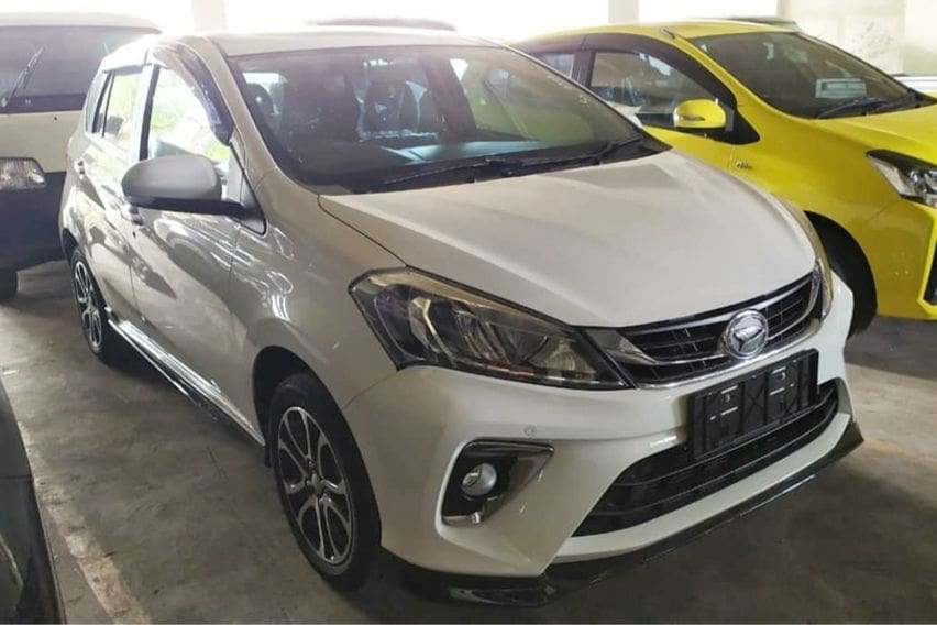 Minor Ubahan, Daihatsu New Sirion 2020 Dirilis Via Virtual Besok