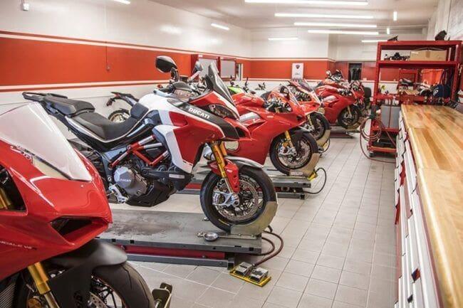 Waspada Penyebaran COVID-19, Pabrik Ducati Tutup Lebih Lama