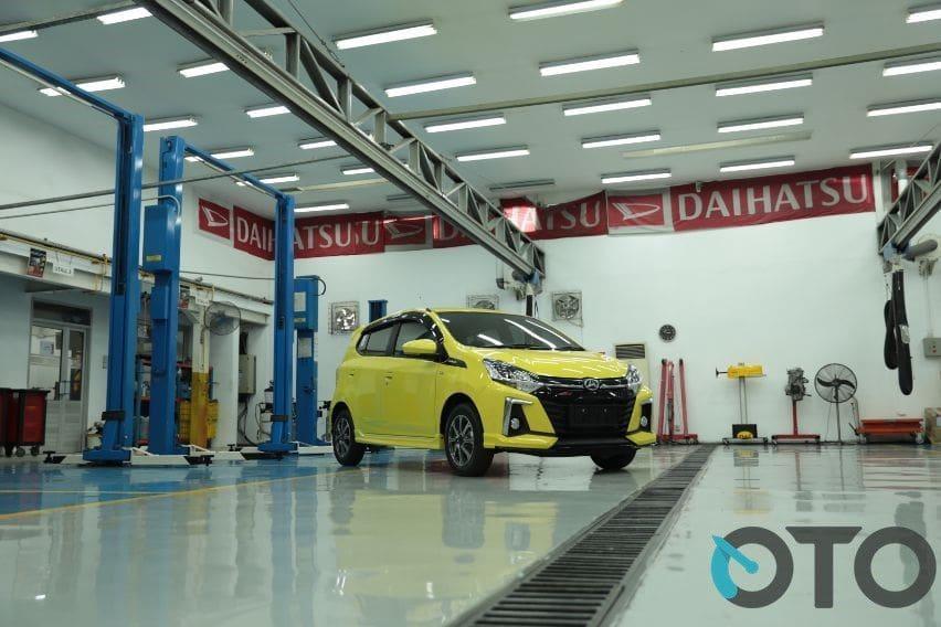 Simak Lima Hal Menarik Daihatsu New Ayla 2020