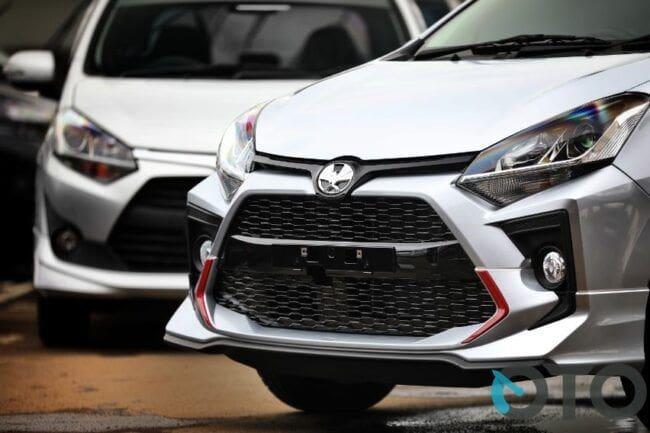 Fitur New Toyota Agya yang Tidak Dimiliki Kompetitor, Apa Saja?
