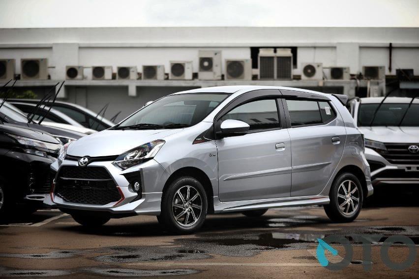 New Toyota Agya Meluncur, Ini Varian Lengkapnya