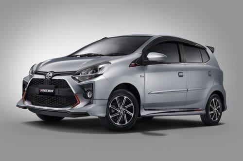 Ini yang Membuat Toyota New Agya Pantas Dimiliki