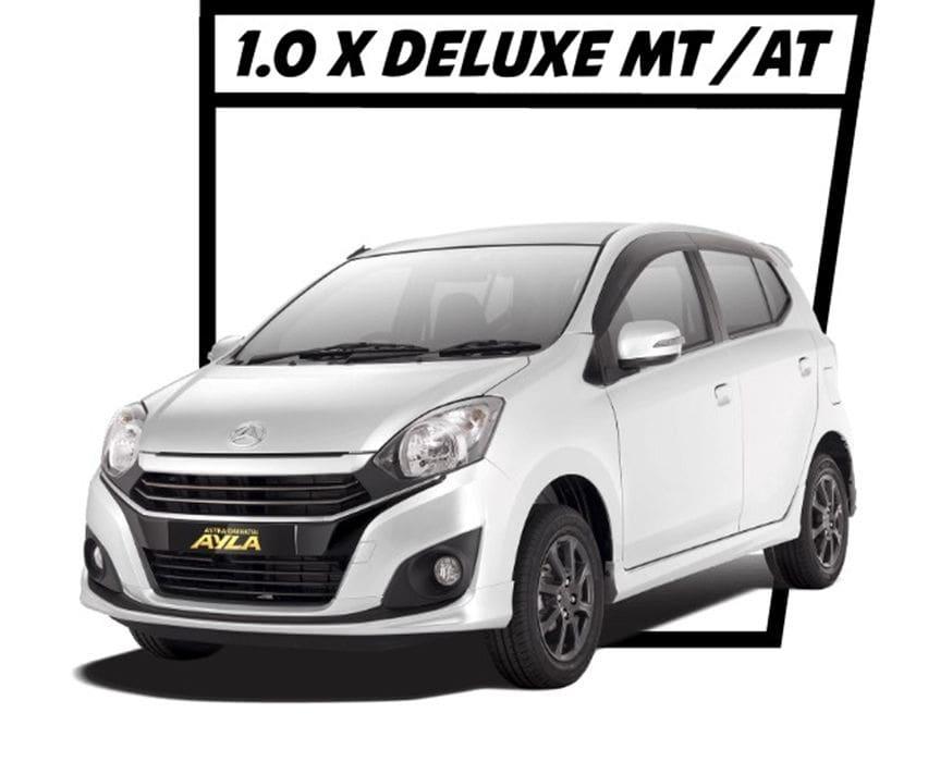 Alasan Tidak Membeli Daihatsu Ayla 2020 Tipe D dan X Termurah