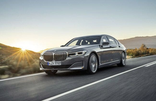 BMW 7 Series flagship model will spawn an all-electric version