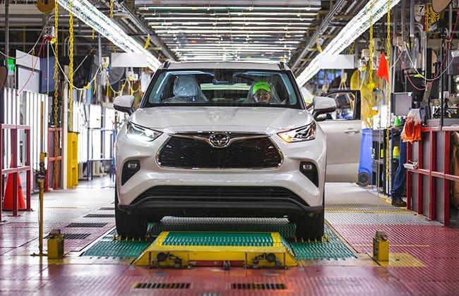 Karyawan Toyota Motor Corp. Terkena Virus Corona (COVID-19), Perusahaan Tutup Gedung Sementara