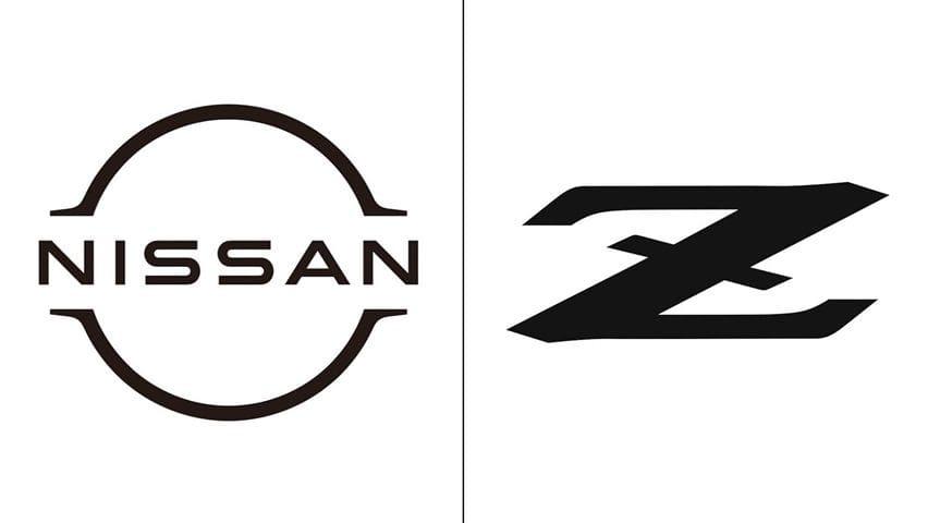 nissan new logos