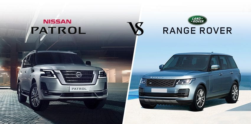 Nissan Patrol vs Land Rover Range Rover - The better pick