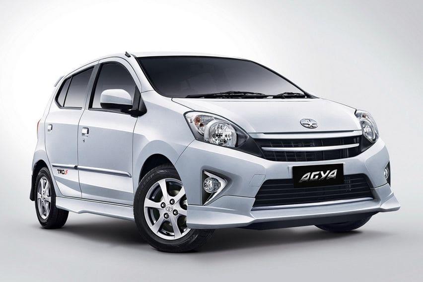 Toyota Agya TRD S 1st gen