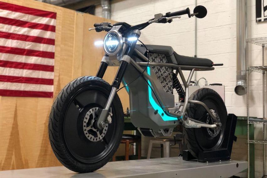 Motor Listrik Cleveland CycleWerks Falcon Resmi Meluncur, Harga Setara LCGC
