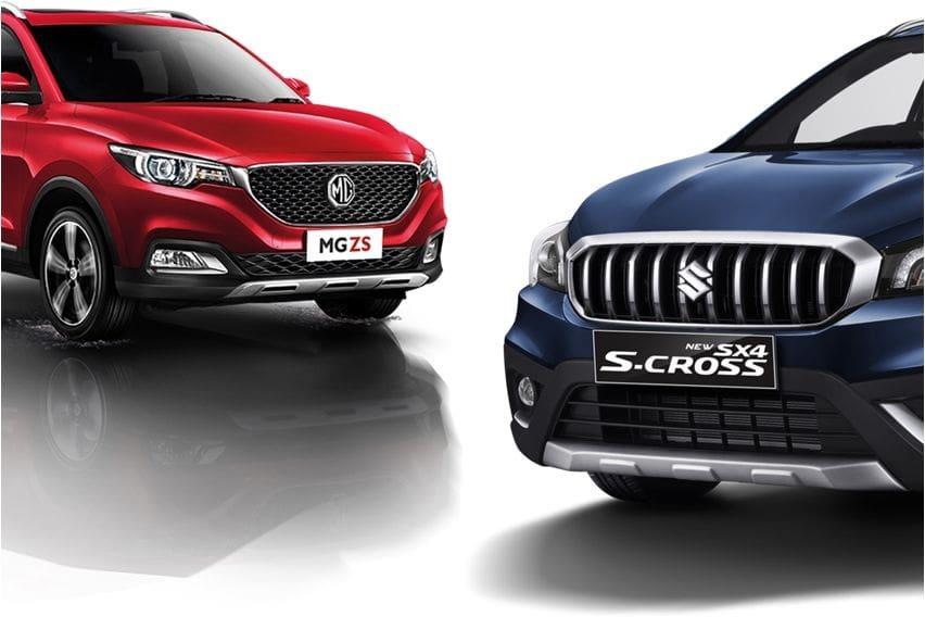 Komparasi MG ZS Ignite VS Suzuki S-Cross, Pilih Pendatang Baru atau Dia yang Memberi Kepastian?