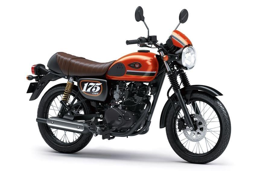 Kawasaki W175 Cafe my 2020
