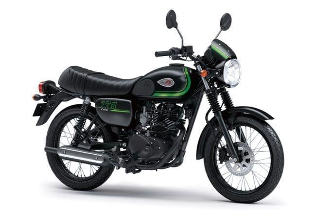Kawasaki Indonesia Rilis W175 Cafe MY 2020, Harga Tetap Rp 33,8 juta
