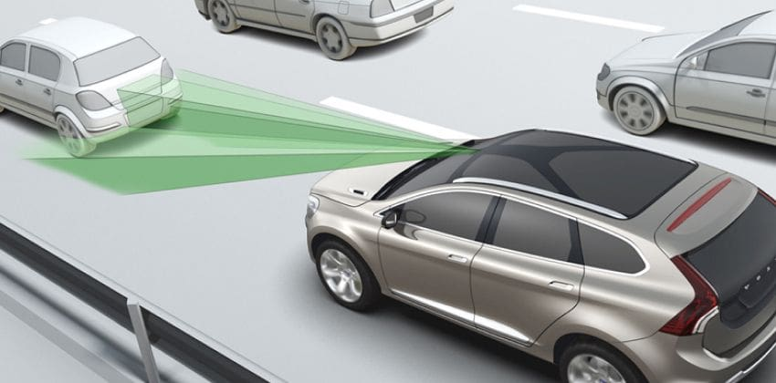 Volvo AEB recall