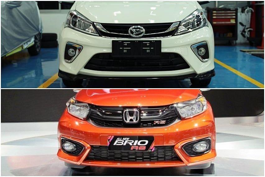 New Daihatsu Sirion 2020 vs Honda Brio RS, Siapa Lebih Menarik?