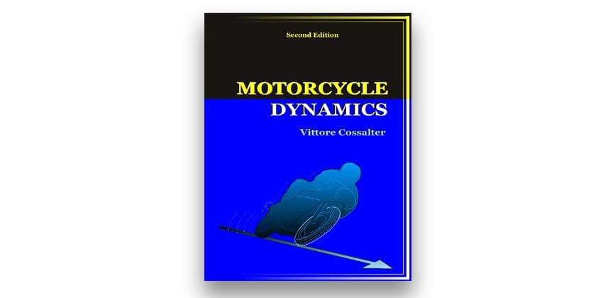 Motorcycle Dynamics by Cossalter Vittore